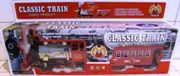 "Паровоз ""CLASSIC TRAIN"" series product"
