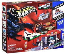 Гараж Hot Wheels Скорпион