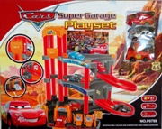 Super Garage Playset P0799