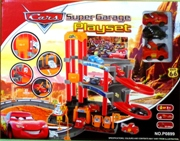 Super Garage Playset P0899