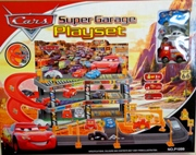 Super Garage Playset P1099