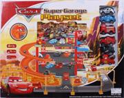 Super Garage Playset P1199