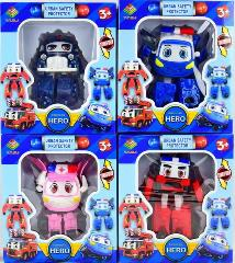 Трансформер (№83168-JC1) Robocar Hero Poli New