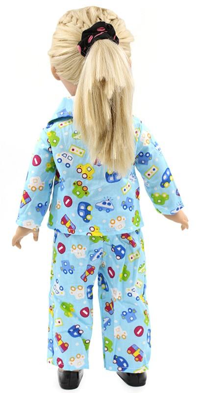 Пижама на куклу своими руками 832